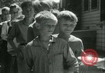 Image of Fresh Air Camp summer camp for poor children Sylvan Lake Michigan USA, 1933, second 36 stock footage video 65675022459