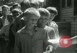 Image of Fresh Air Camp summer camp for poor children Sylvan Lake Michigan USA, 1933, second 38 stock footage video 65675022459