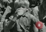 Image of Fresh Air Camp summer camp for poor children Sylvan Lake Michigan USA, 1933, second 44 stock footage video 65675022459