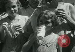 Image of Fresh Air Camp summer camp for poor children Sylvan Lake Michigan USA, 1933, second 46 stock footage video 65675022459