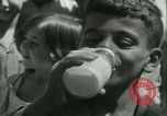 Image of Fresh Air Camp summer camp for poor children Sylvan Lake Michigan USA, 1933, second 51 stock footage video 65675022459