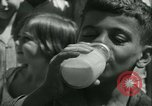 Image of Fresh Air Camp summer camp for poor children Sylvan Lake Michigan USA, 1933, second 52 stock footage video 65675022459