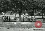 Image of Fresh Air Camp summer camp for poor children Sylvan Lake Michigan USA, 1933, second 59 stock footage video 65675022459