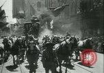 Image of celebration of city's 150th birthday Los Angeles California USA, 1931, second 15 stock footage video 65675022461