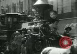 Image of celebration of city's 150th birthday Los Angeles California USA, 1931, second 23 stock footage video 65675022461