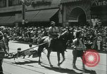 Image of celebration of city's 150th birthday Los Angeles California USA, 1931, second 29 stock footage video 65675022461