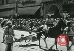 Image of celebration of city's 150th birthday Los Angeles California USA, 1931, second 30 stock footage video 65675022461