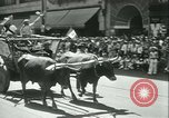 Image of celebration of city's 150th birthday Los Angeles California USA, 1931, second 34 stock footage video 65675022461