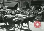 Image of celebration of city's 150th birthday Los Angeles California USA, 1931, second 35 stock footage video 65675022461