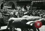 Image of celebration of city's 150th birthday Los Angeles California USA, 1931, second 37 stock footage video 65675022461