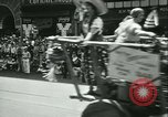 Image of celebration of city's 150th birthday Los Angeles California USA, 1931, second 40 stock footage video 65675022461