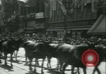 Image of celebration of city's 150th birthday Los Angeles California USA, 1931, second 41 stock footage video 65675022461