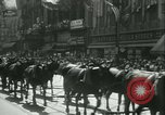 Image of celebration of city's 150th birthday Los Angeles California USA, 1931, second 42 stock footage video 65675022461