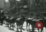 Image of celebration of city's 150th birthday Los Angeles California USA, 1931, second 44 stock footage video 65675022461