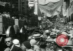 Image of celebration of city's 150th birthday Los Angeles California USA, 1931, second 49 stock footage video 65675022461