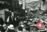 Image of celebration of city's 150th birthday Los Angeles California USA, 1931, second 50 stock footage video 65675022461
