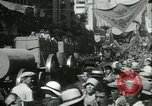 Image of celebration of city's 150th birthday Los Angeles California USA, 1931, second 52 stock footage video 65675022461