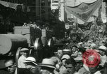 Image of celebration of city's 150th birthday Los Angeles California USA, 1931, second 53 stock footage video 65675022461