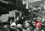 Image of celebration of city's 150th birthday Los Angeles California USA, 1931, second 54 stock footage video 65675022461