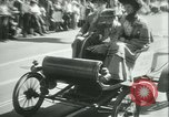 Image of celebration of city's 150th birthday Los Angeles California USA, 1931, second 55 stock footage video 65675022461