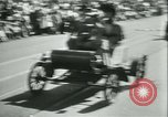 Image of celebration of city's 150th birthday Los Angeles California USA, 1931, second 60 stock footage video 65675022461