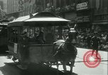 Image of celebration of city's 150th birthday Los Angeles California USA, 1931, second 62 stock footage video 65675022461