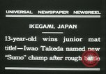 Image of Iwao Takeda Ikegami Japan, 1931, second 3 stock footage video 65675022462