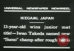 Image of Iwao Takeda Ikegami Japan, 1931, second 11 stock footage video 65675022462