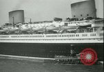 Image of Hollywood film magnate Carl Laemmle aboard the ship Europa New York City USA, 1931, second 26 stock footage video 65675022464