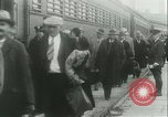 Image of illegal immigrants deported through Ellis Island Communipaw New Jersey USA, 1931, second 31 stock footage video 65675022469