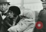 Image of illegal immigrants deported through Ellis Island Communipaw New Jersey USA, 1931, second 39 stock footage video 65675022469