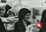 Image of illegal immigrants deported through Ellis Island Communipaw New Jersey USA, 1931, second 47 stock footage video 65675022469