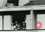 Image of illegal immigrants deported through Ellis Island Communipaw New Jersey USA, 1931, second 62 stock footage video 65675022469
