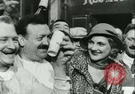 Image of Annual Wine Race Paris France, 1931, second 36 stock footage video 65675022474