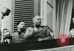 Image of Premier Benito Mussolini Naples Italy, 1931, second 52 stock footage video 65675022475