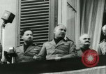 Image of Premier Benito Mussolini Naples Italy, 1931, second 53 stock footage video 65675022475