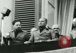 Image of Premier Benito Mussolini Naples Italy, 1931, second 54 stock footage video 65675022475