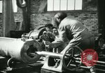 Image of 155mm artillery being loaded in World War I Saint Cloud France, 1918, second 1 stock footage video 65675022478