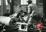 Image of 155mm artillery being loaded in World War I Saint Cloud France, 1918, second 4 stock footage video 65675022478