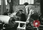 Image of 155mm artillery being loaded in World War I Saint Cloud France, 1918, second 6 stock footage video 65675022478