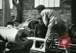 Image of 155mm artillery being loaded in World War I Saint Cloud France, 1918, second 7 stock footage video 65675022478