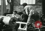 Image of 155mm artillery being loaded in World War I Saint Cloud France, 1918, second 8 stock footage video 65675022478