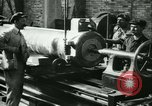 Image of 155mm artillery being loaded in World War I Saint Cloud France, 1918, second 10 stock footage video 65675022478