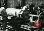 Image of 155mm artillery being loaded in World War I Saint Cloud France, 1918, second 13 stock footage video 65675022478