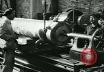 Image of 155mm artillery being loaded in World War I Saint Cloud France, 1918, second 14 stock footage video 65675022478