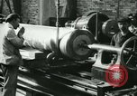 Image of 155mm artillery being loaded in World War I Saint Cloud France, 1918, second 16 stock footage video 65675022478
