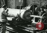 Image of 155mm artillery being loaded in World War I Saint Cloud France, 1918, second 17 stock footage video 65675022478