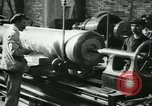 Image of 155mm artillery being loaded in World War I Saint Cloud France, 1918, second 19 stock footage video 65675022478