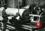 Image of 155mm artillery being loaded in World War I Saint Cloud France, 1918, second 21 stock footage video 65675022478