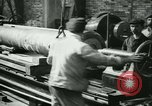 Image of 155mm artillery being loaded in World War I Saint Cloud France, 1918, second 24 stock footage video 65675022478